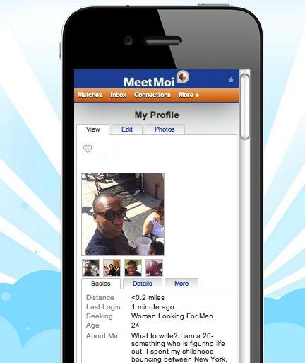 MeetMoi profile